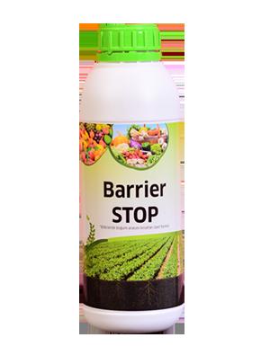 Barrier STOP